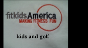 Kids and Golf